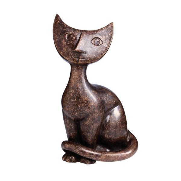 Goebel Giovanni Bronzekatze/Cat Ciovanni Brass [A]