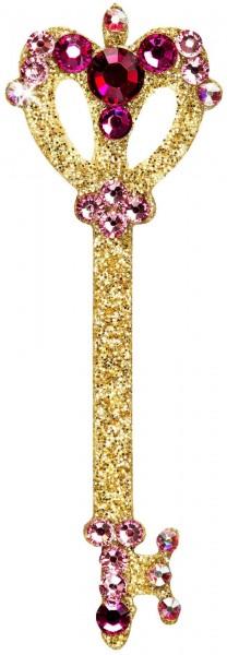 Secret 1 Gold-Rosa 1016003DE Körperschmuck Swarovski Crystal Pink