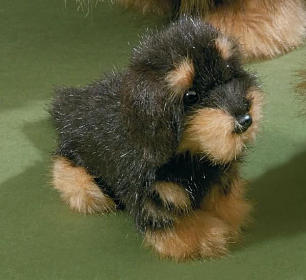 Förster Stofftiere 5506 Rauhaardackel Langhaar mini 15cm