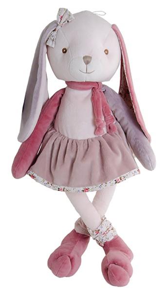 Bukowski Design Great BIBI (60cm) Stofftier Plüsch Kaninchen geeignet für Kleinkinder ab 0 Monaten