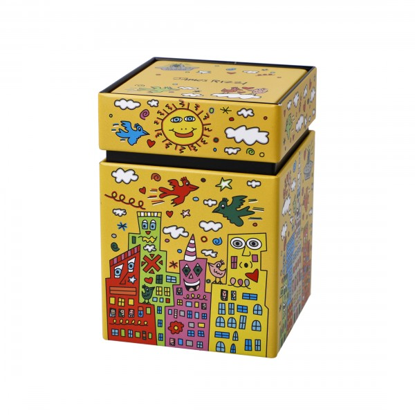 "Teedose James Rizzi 26102551 ""My New York City Sunset"" JR M DO"