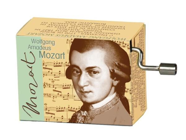 Fridolin Spieluhr / Music Box Mozart - Kleine Nachtmusik 58382