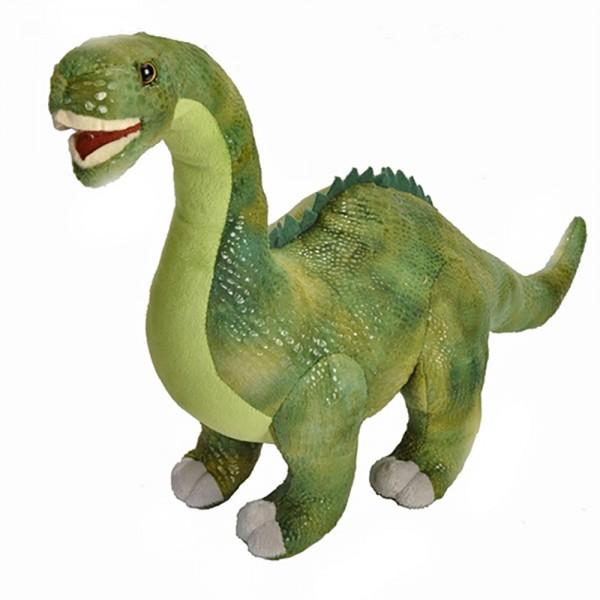 Diplodocus 18611AP Dinosaurier ca. 38cm by Wild Republic Plüschtier Stofftier Dino Dinosauria