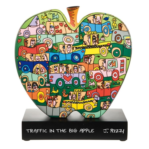 Traffic in the Big Apple - Figur