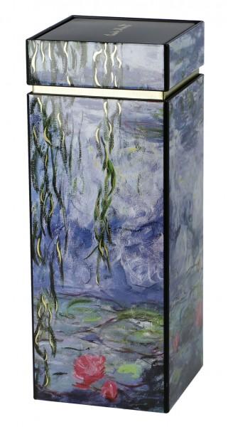 Goebel Seerosen II Claudet Monet Künstlerdose Dose Teedose 67065151