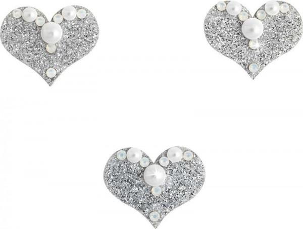 Love 5 Silber-Perle 1016051DE Körperschmuck Swarovski Crystal