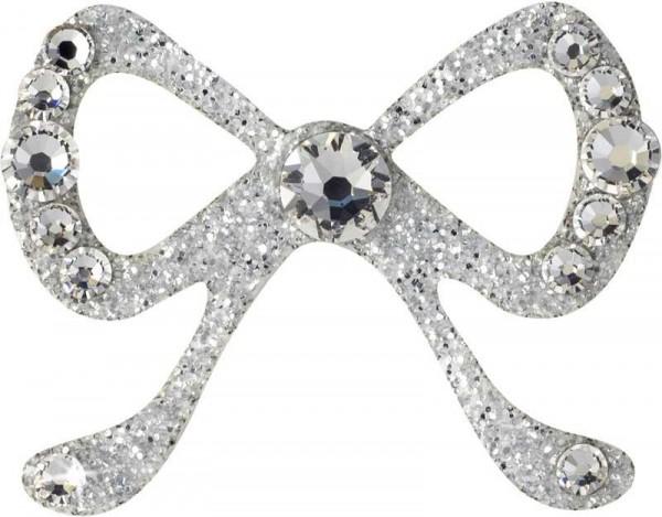Elegance 1 Silber-Kristall 1016057DE Körperschmuck Swarovski Crystal