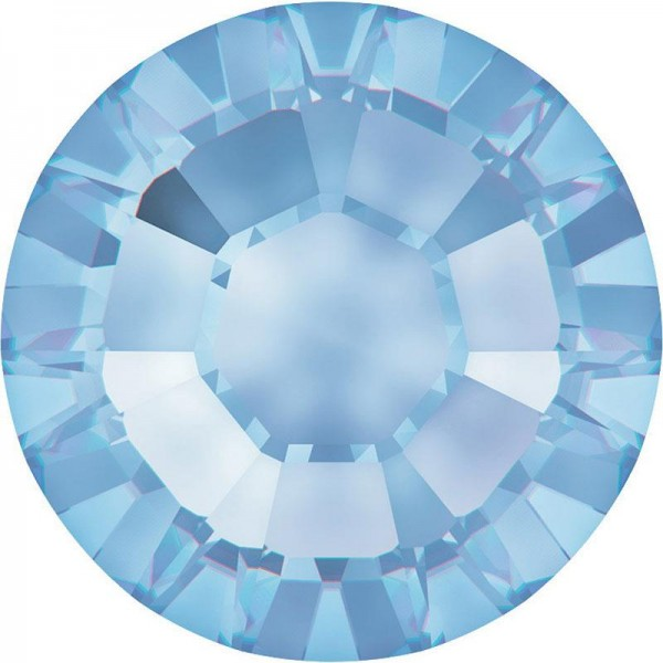 Rhinestones 6 Hellsaphir 1016074DE Körperschmuck Makeup Art Swarovski Crystal