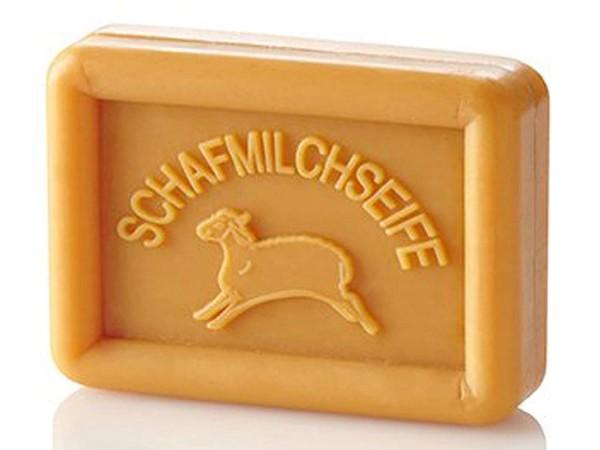 Ovis Schafmilchseife Honig eckig 100g 100200