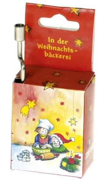 Fridolin 59404 Spieluhr Zuckowski - In der Weihnachtsbäckerei 59404