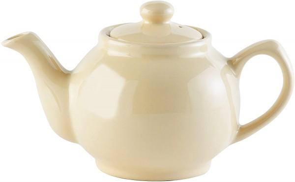 Price & Kensington klassisch, Creme, 2 Tassen Teekanne, Steingut 0056.746