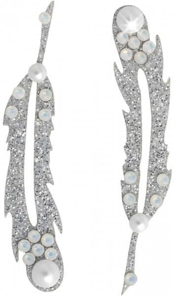 Hope 5 Silber-Perle 1016043DE Körperschmuck Swarovski Crystal