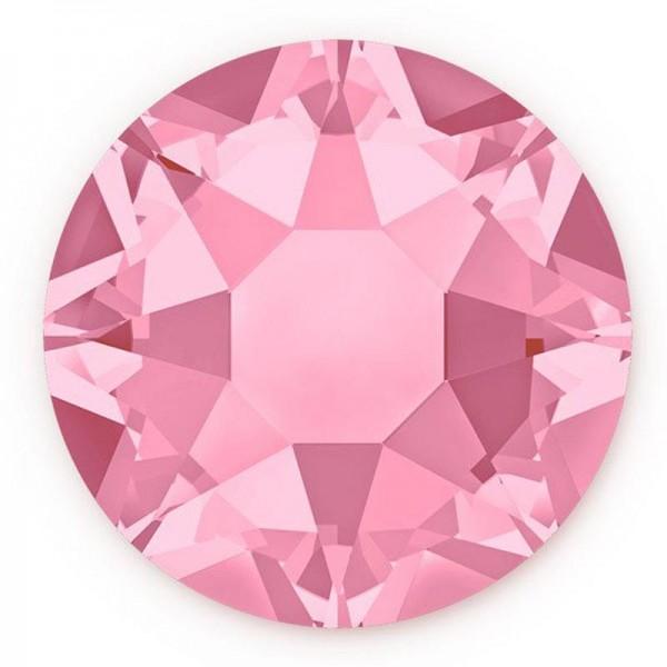 Rhinestones 5 Hellrosa 1016073DE Körperschmuck Makeup Art Swarovski Crystal
