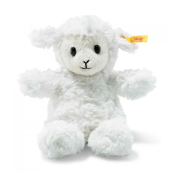 Steff 073403 Soft Cuddly Friends Fuzzy Lamm 18cm