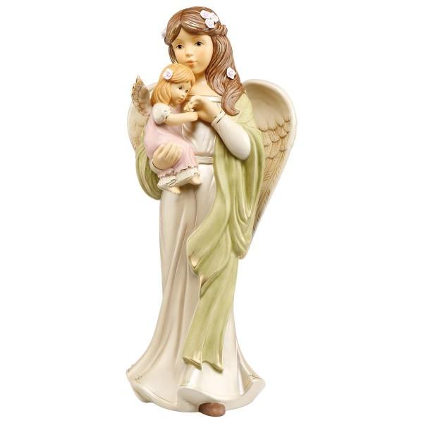 Goebel Engel Himmlischer Beschützer Weihnachten Gloria 41533051 Swarovski Kristallen Porzellan