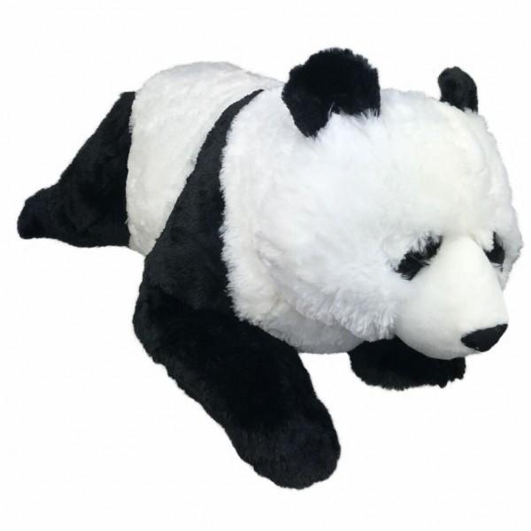 Wild Republic 19549 CK Jumbo Panda Reisen Panda Kuscheltier 76cm Extra Groß und Flauschig