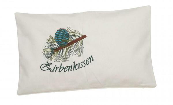 Ovis Hansen Kopfkissen Bunt Duftkissen Zirbenkissen mit Zirbespänen 30x50 cm Deuck Zirbenzapfen 1019