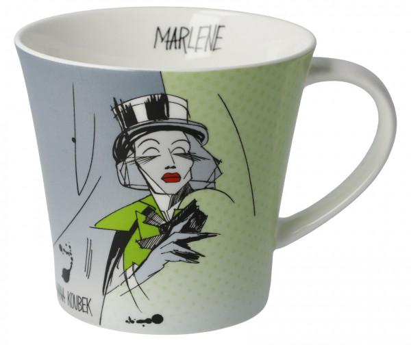 Goebel Marlene Tasse Ivana Koubek NEUHEIT 2019 Künstlertasse Teetasse Kaffeetasse