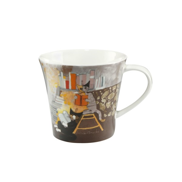 Clara e Tazio leggono - Coffee-/Tea Mug