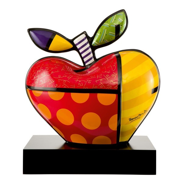 Goebel Big Apple Figur Romero Britto Limitiert mit Zertifikat 66451791