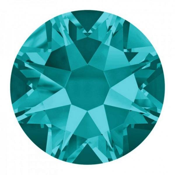 Rhinestones 8 Grün 1016076DE Körperschmuck Makeup Art Swarovski Crystal