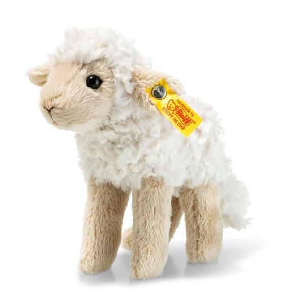 Steiff 073090 Flocky Lamm 15cm