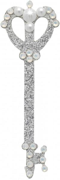 Secret 5 Silber-Perle 1016044DE Körperschmuck Swarovski Crystal