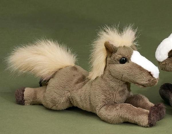 Förster Stofftiere 1610 Kuschelpferd liegend klein 28cm